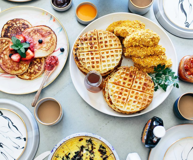 the best brunch ever!