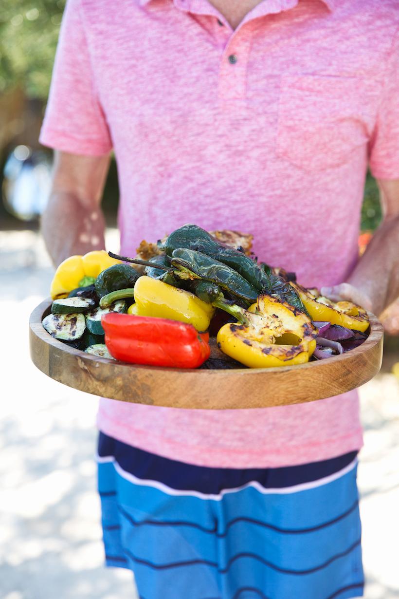 love grilled veggies