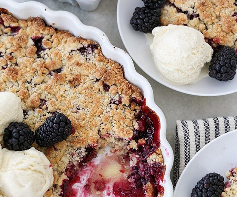 the best cobblers, crisps, & crumbles!