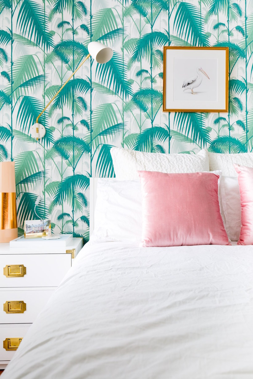 15 Rooms That Make Us Want To Wallpaper Everything In Sight ...
