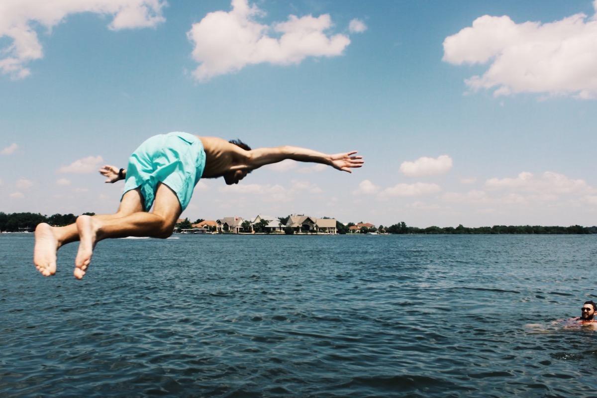 diving in!