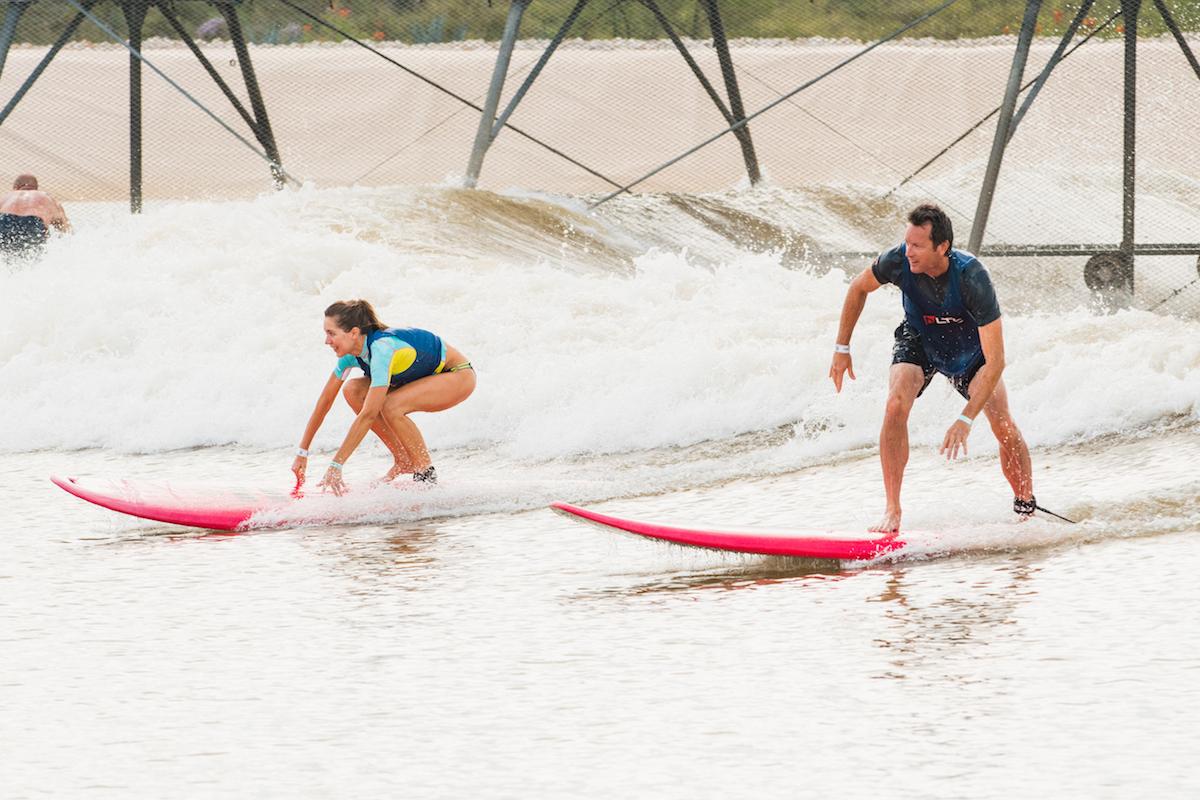 NLand Surf Park in Austin
