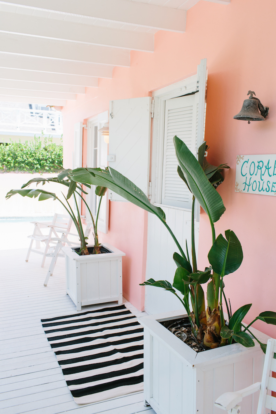 coral house, vacation home in the bahamas