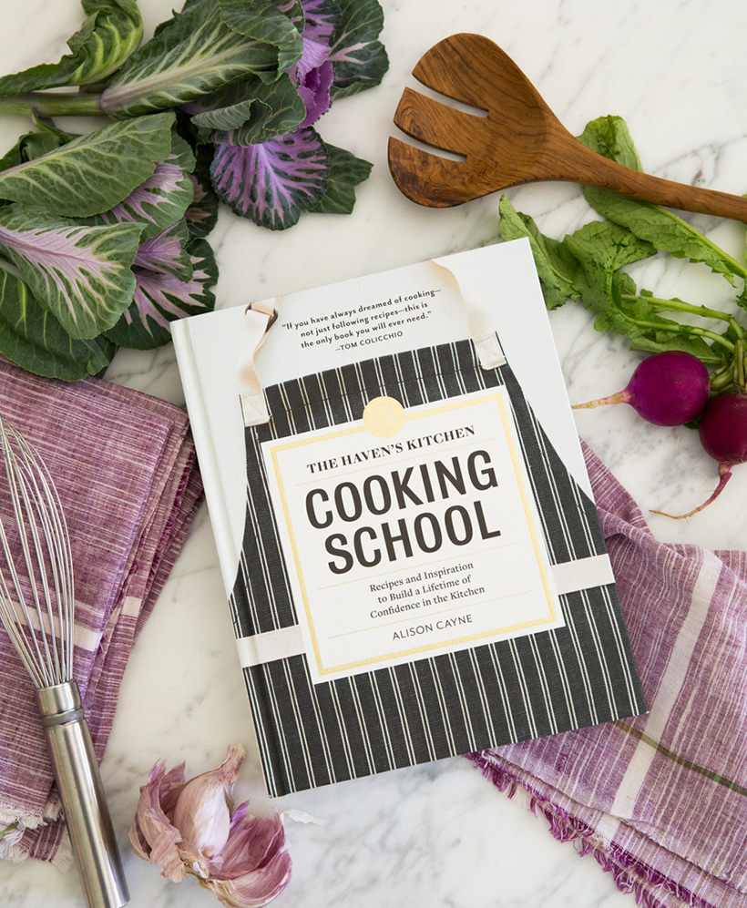 Cooking Class with Haven\'s Kitchen - Camille Styles