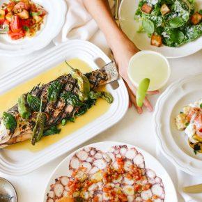 le farfalle, traditional italian restaurant in charleston