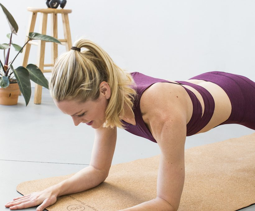 the only three moves that really target your lower abs