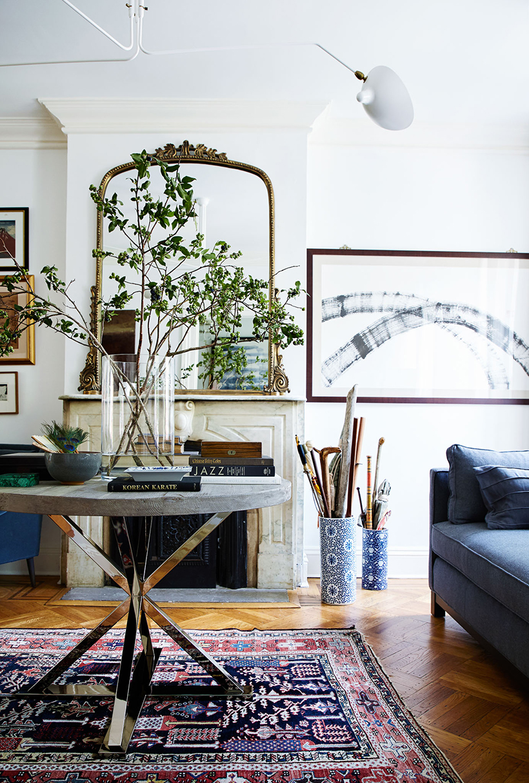 Maggie Millers Home In Brooklyn