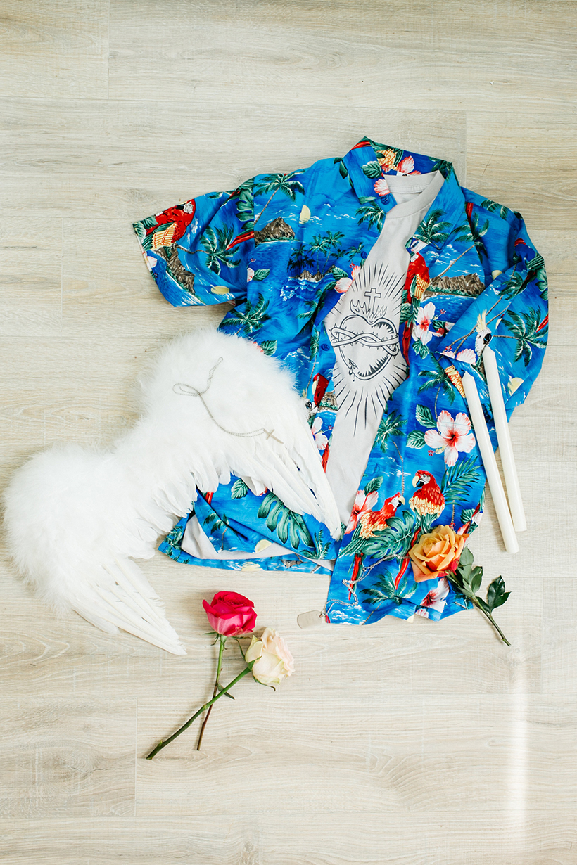 DIY Romeo + Juliet Costumes