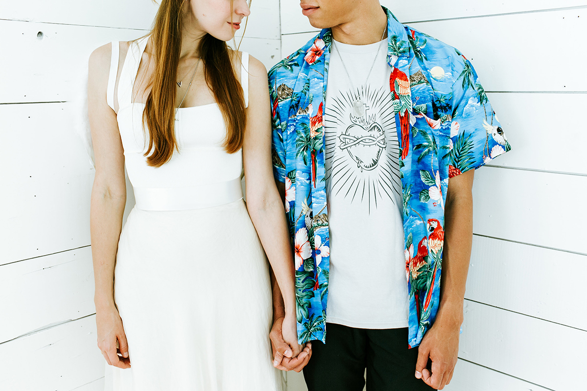 DIY Romeo + Juliet Costumes