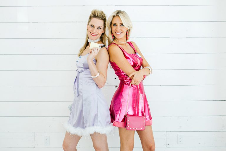 Romy and Michele Costumes - Camille Styles