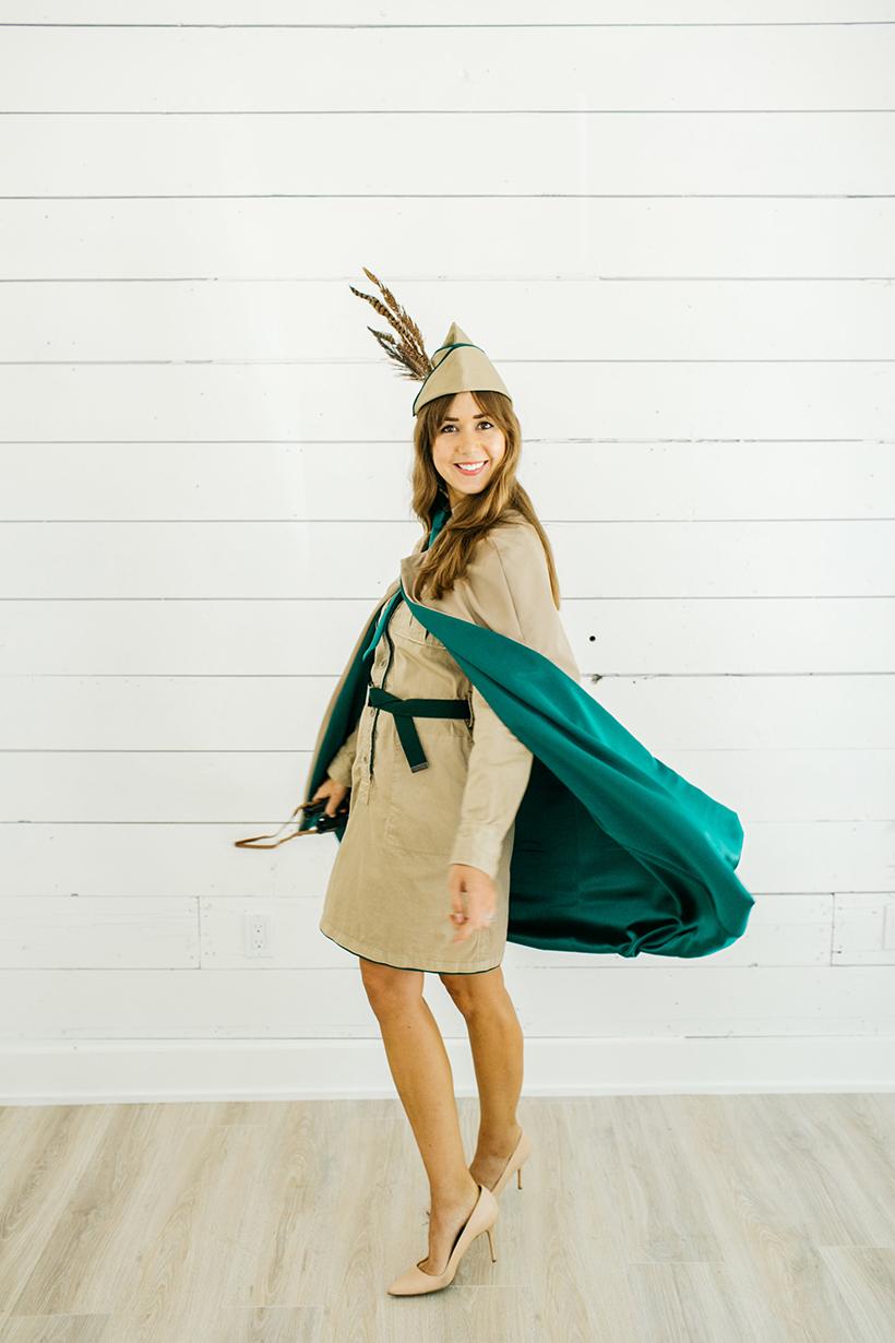 DIY Troop Beverly HIlls Phyllis Nefler Costume