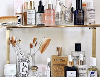 Light oils for your best fall skin and hair.
