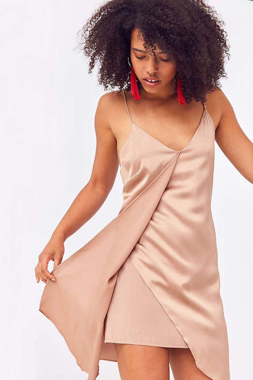 the slinky item every woman needs in her fall wardrobe