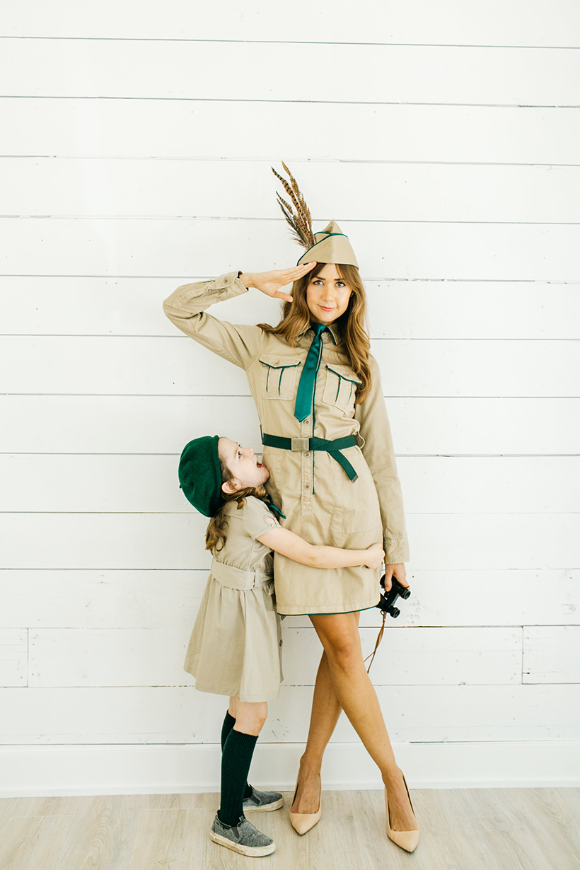 troop beverly hills costume