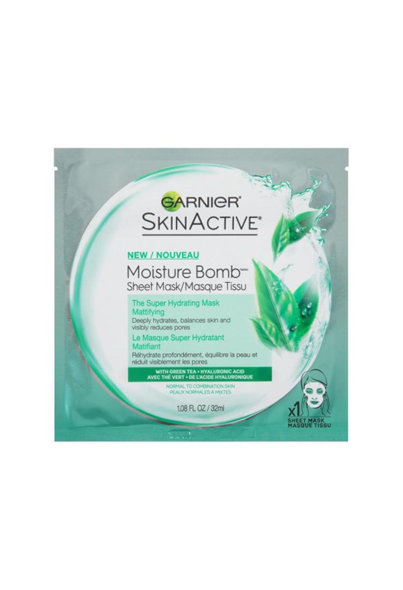 Garnier SkinActive Moisture Bomb Sheet Mask
