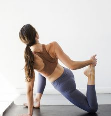 yoga poses to give you energy
