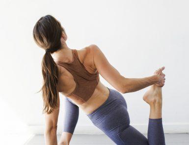 yoga poses to give you energy