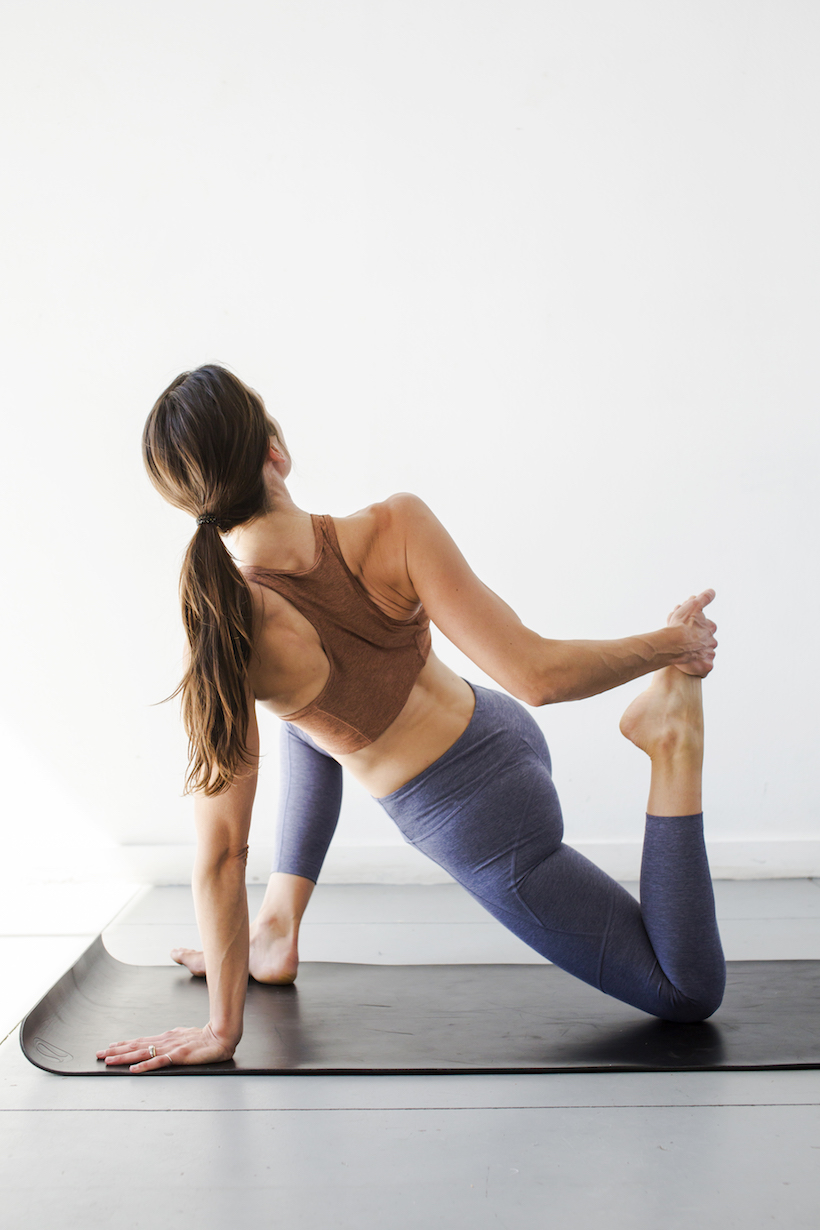 Yoga guru Kate Waitzkin is teaching us her favorite 7 energizing yoga moves you can do at home.