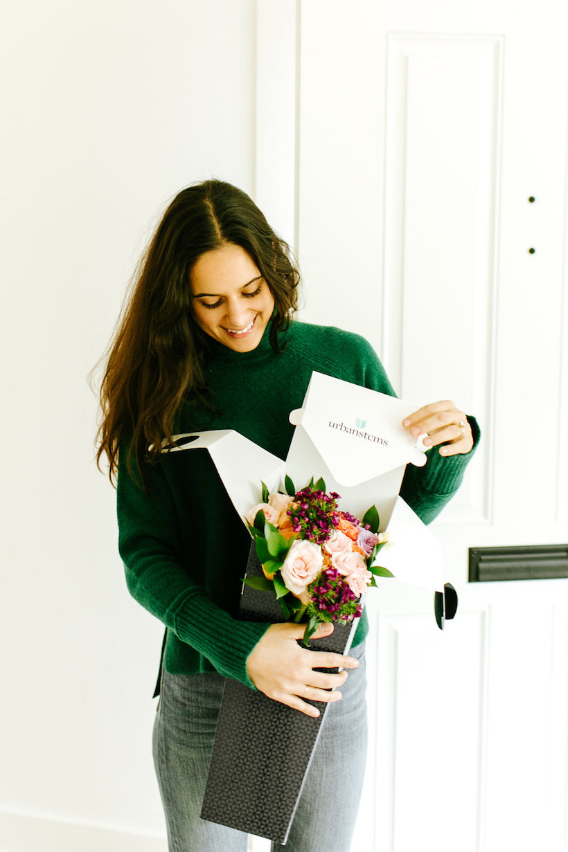 urban stems flower delivery!