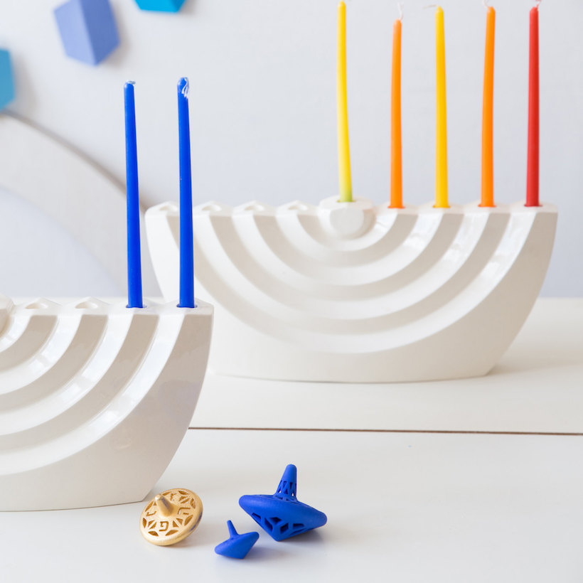 10 menorahs that are actually cool