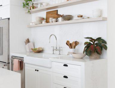 Camille Styles New Studio Kitchen