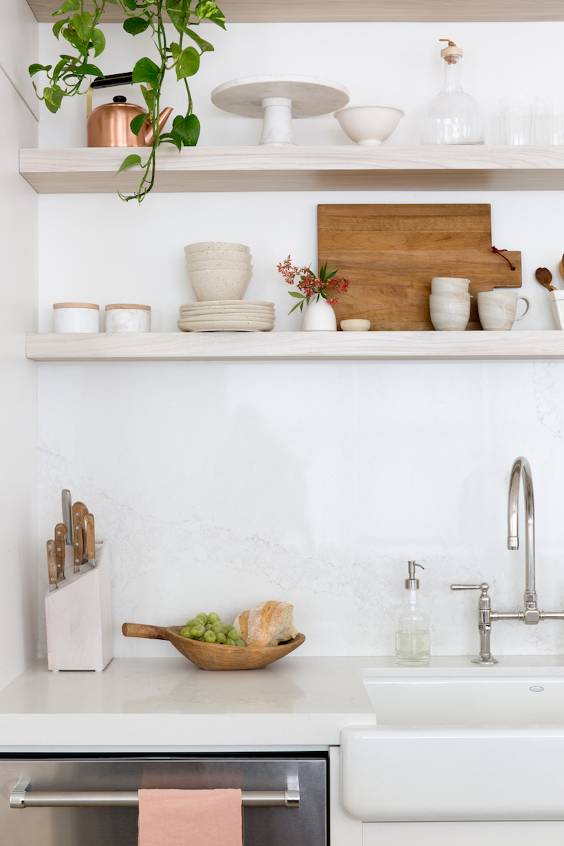 Step Inside Our New Studio Kitchen - Camille Styles