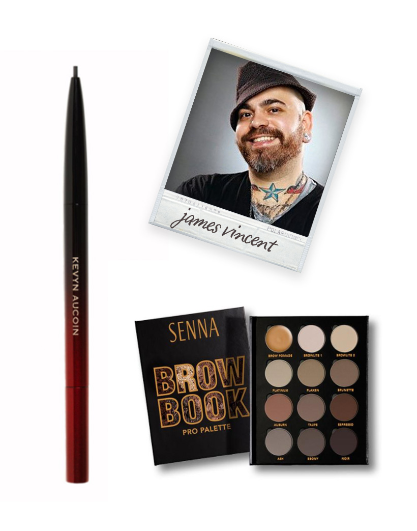 James Vincent, Celebrity Makeup Artist