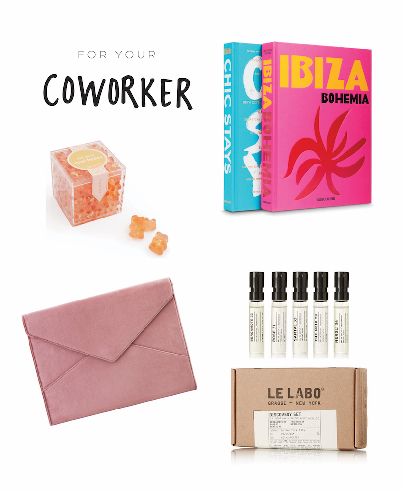 gift guide for your coworkers