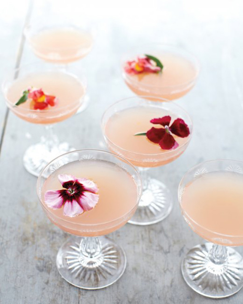 lillet rosé cocktail