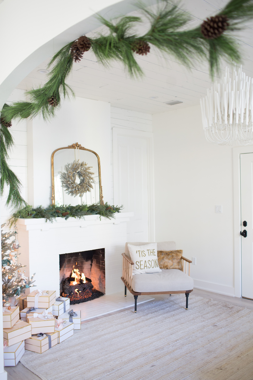 camille styles studio decorated for the holidays!