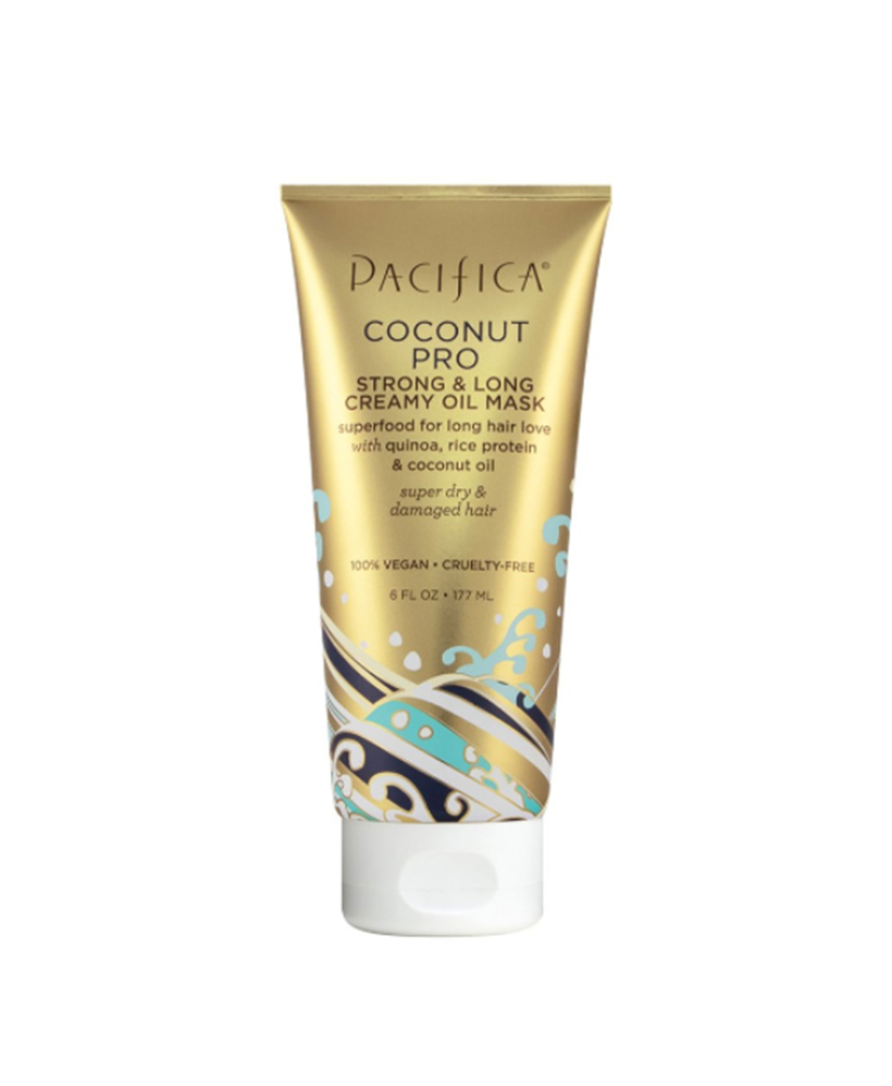 Breakage: Pacifica Coconut Pro Strong & Long Creamy Oil Mask