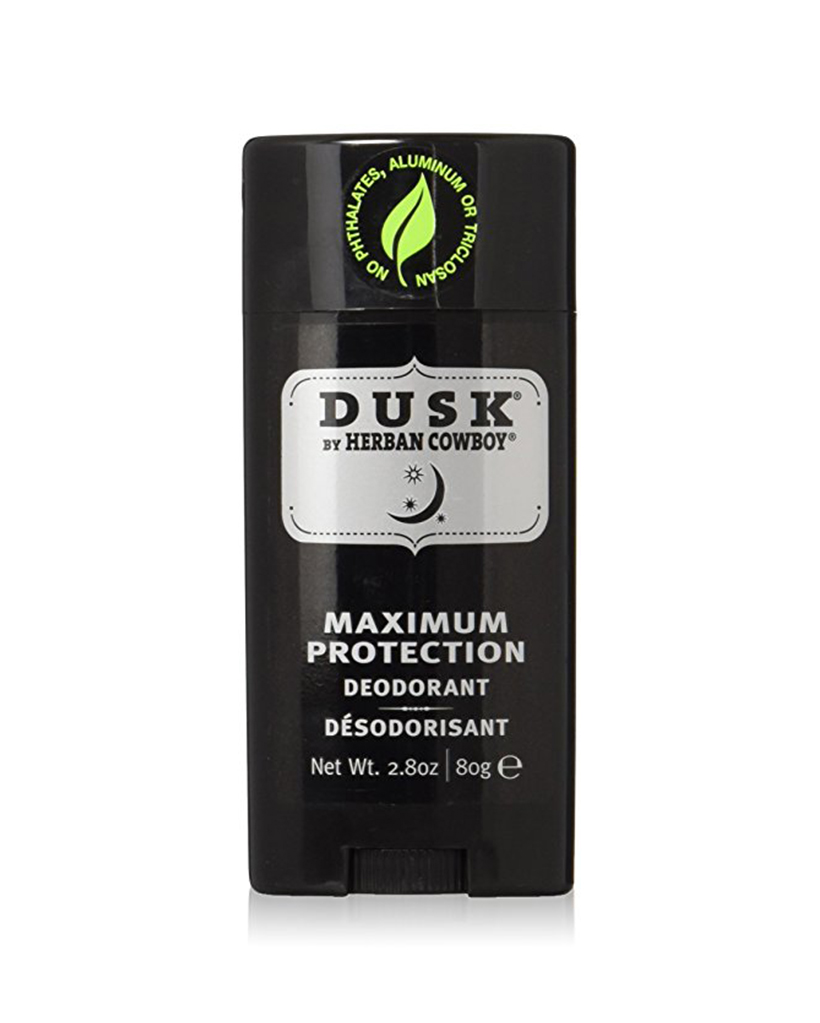 """Herban Cowboy Natural Grooming Deodorant in Dusk """"This lightweight, gentle-on-skin deodorant is a perennial choice. Like all natural deodorants, it doesn't keep me 100% dry, but it keeps me smelling fresh—and isn't that what really counts?"""" Annie Tomlin, writer and beauty editor"""