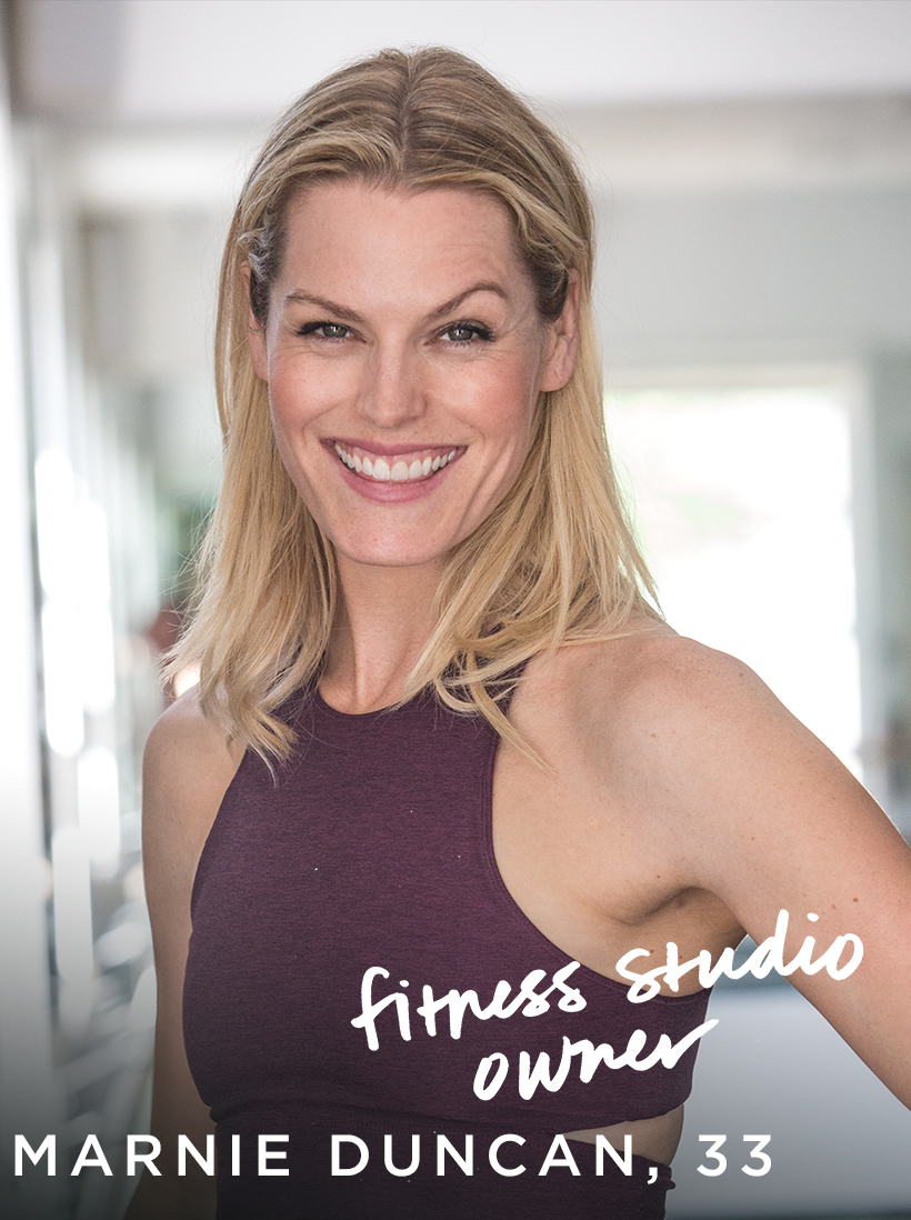 Marnie Duncan, Owner and Founder of MOD Fitness Studio