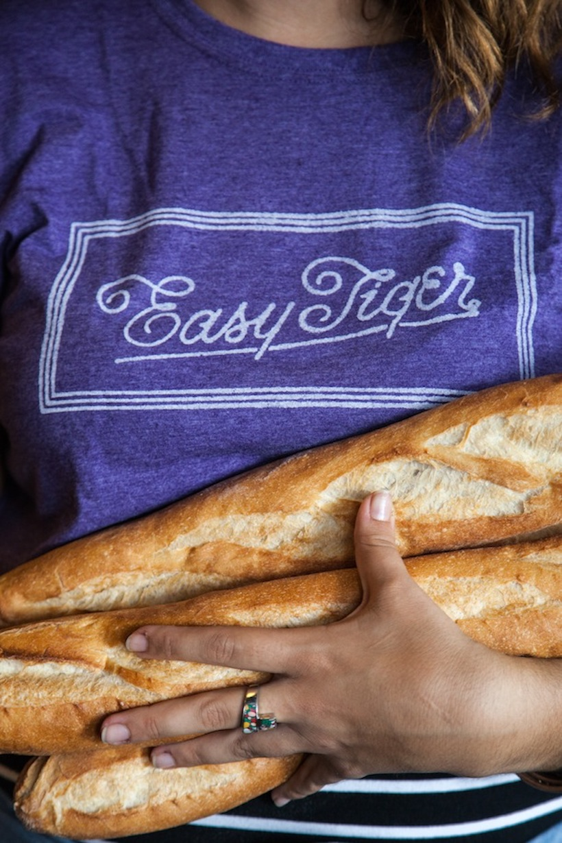 Easy Tiger Restaurant in Austin