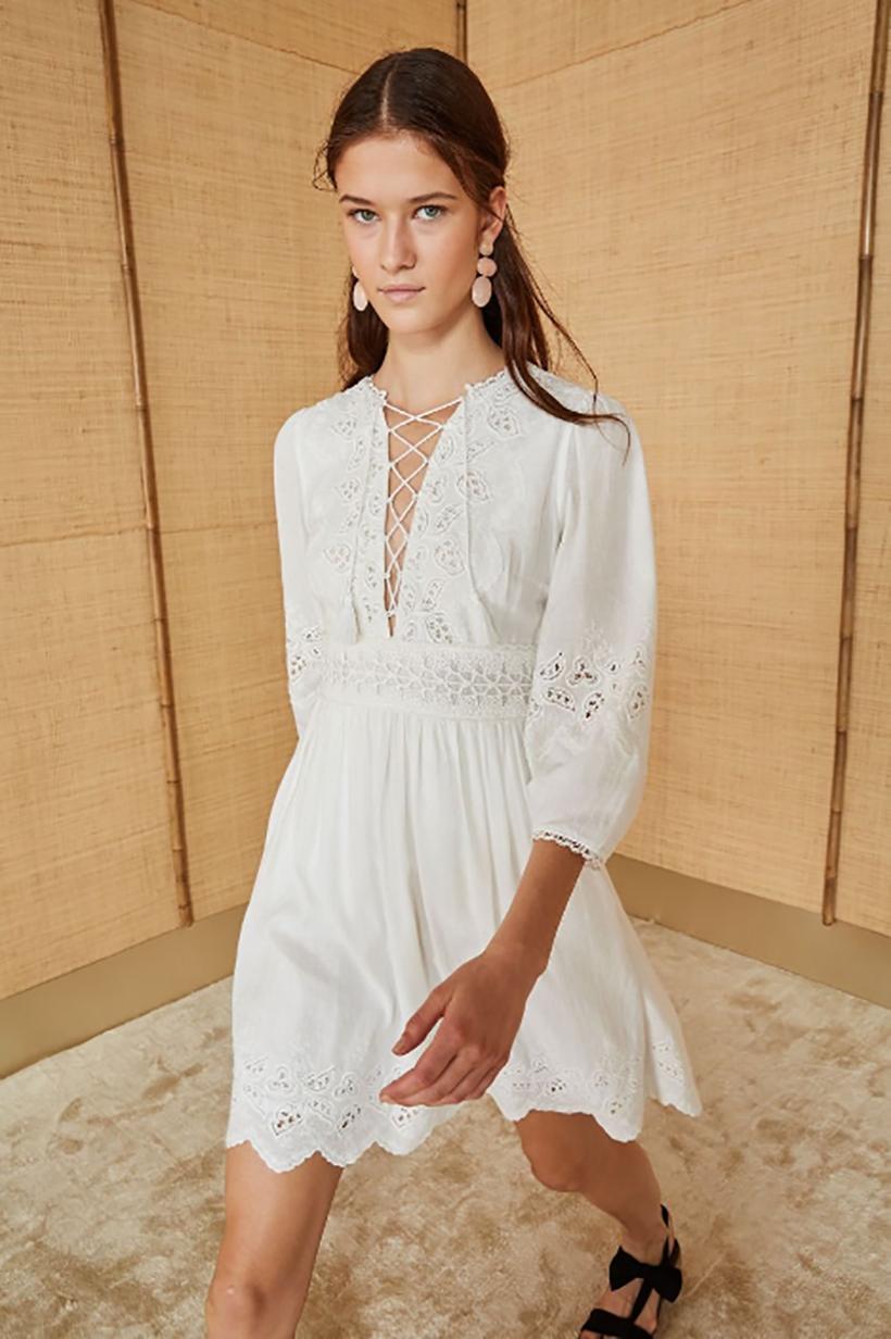 Ailey Dress by Ulla Johnson