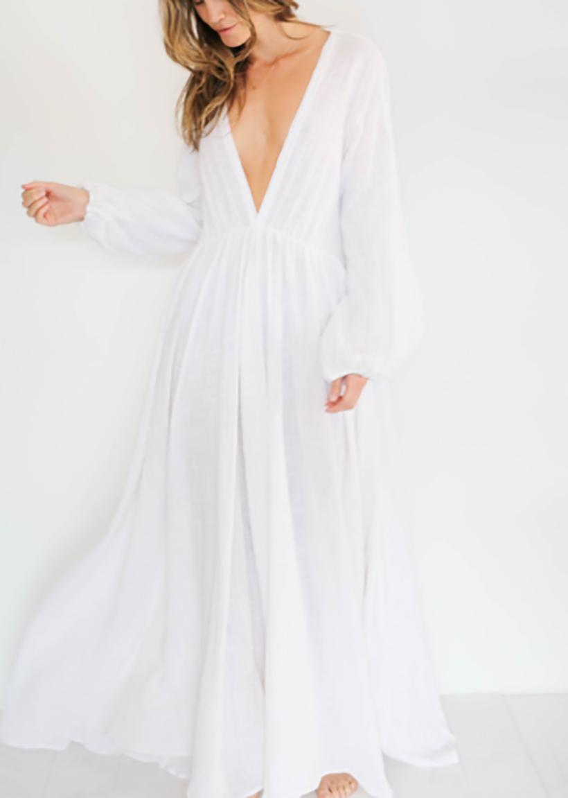 Kalita Aphrodite Cloud Beach Gown