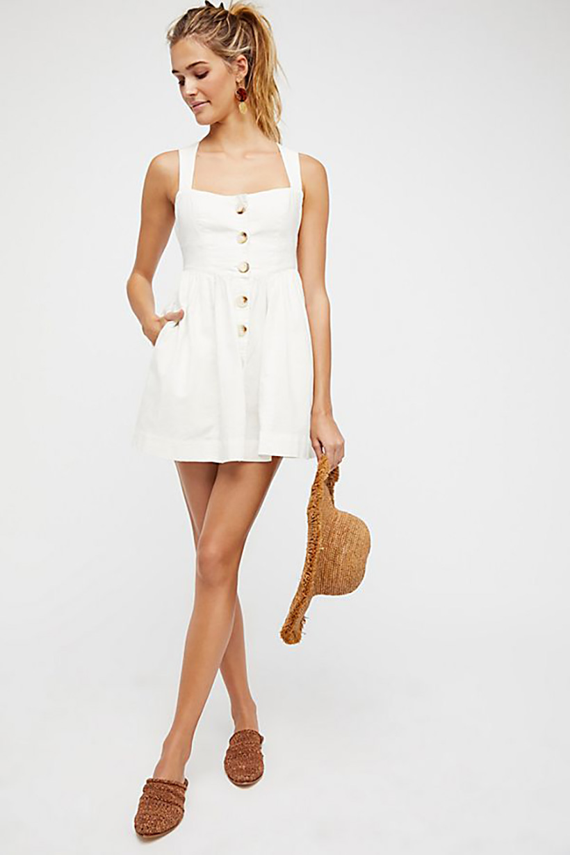 Carolina Mini Dress by Free People