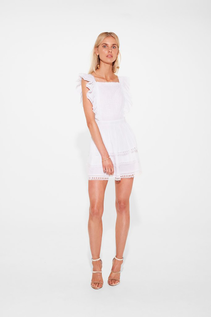Ischia Mini Dress by Sir the Label