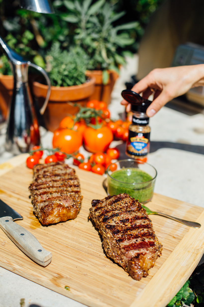 Don't forget to let your steak rest before slicing. Here's why.