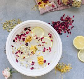 DIY Herbal Facial Steams