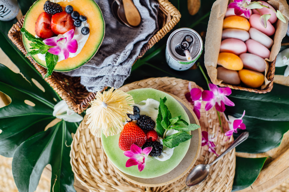 beat the heat with this epic (and easy!) summer spread
