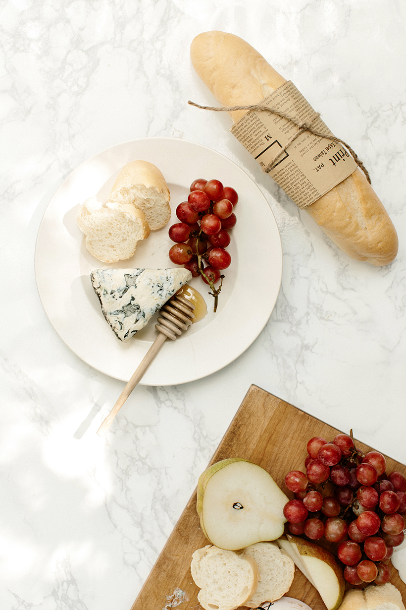 Saint Agur Cheese from the Auvergne region of France