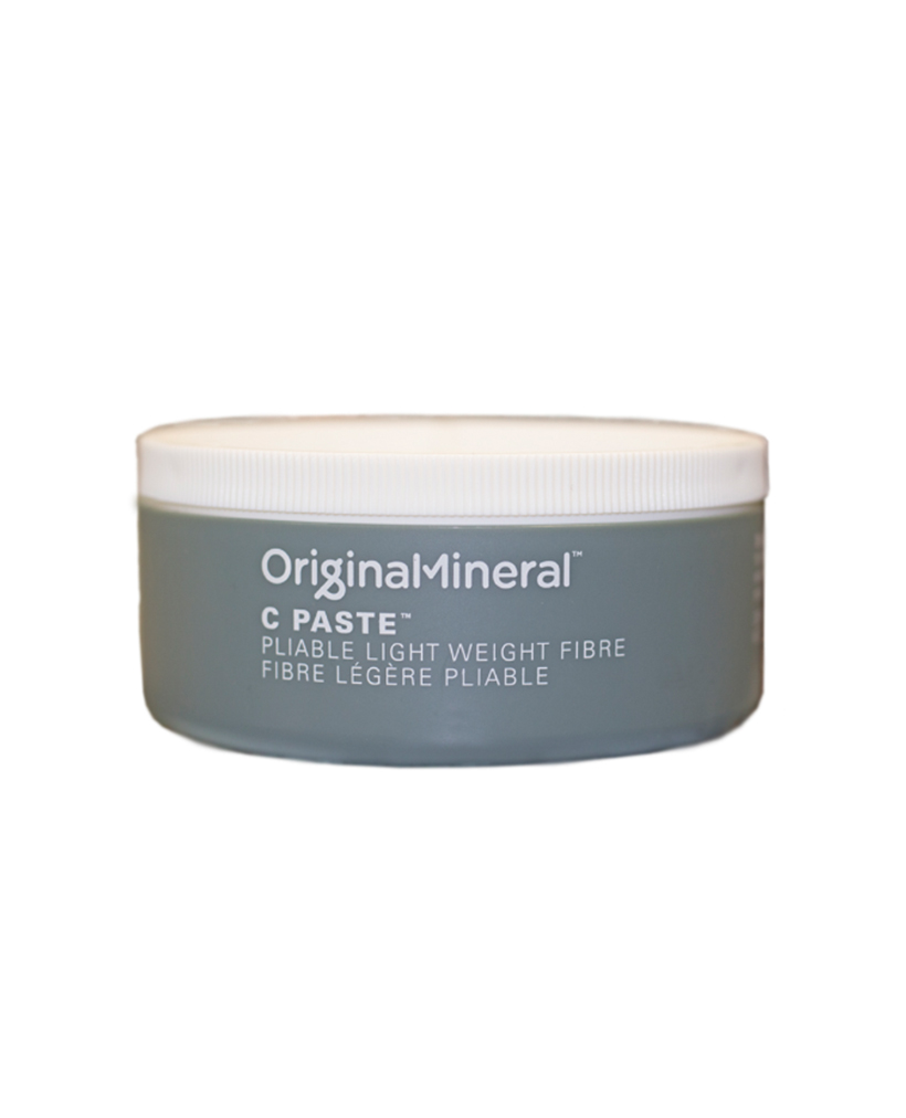 C-Paste by Original Mineral Pastes are typically recommended to give texture to short haircuts, but this formula is light enough that it won't gunk up long locks—plus, it has coconut to add shine and softness.