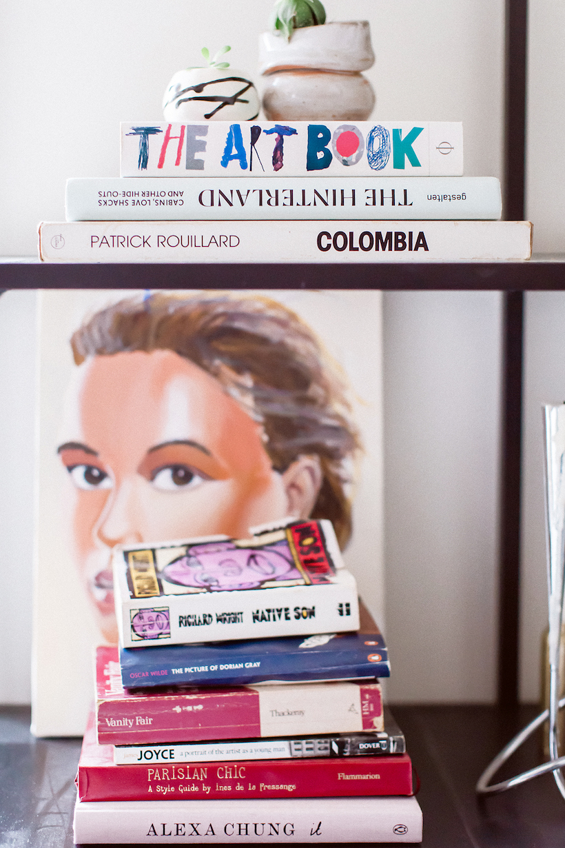 colorful and inspiring books