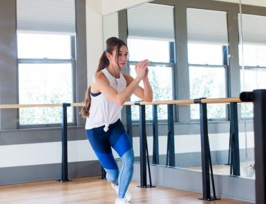 easy and quick footwork cardio exercises