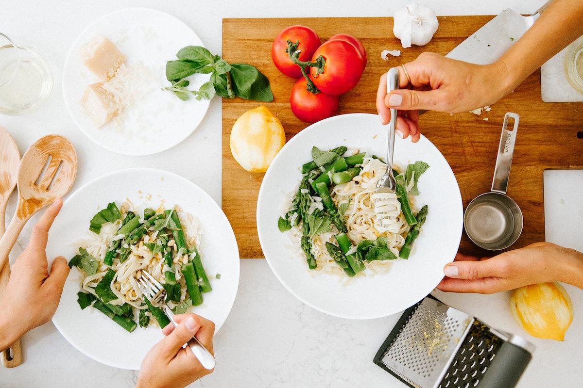 fresh simple pasta