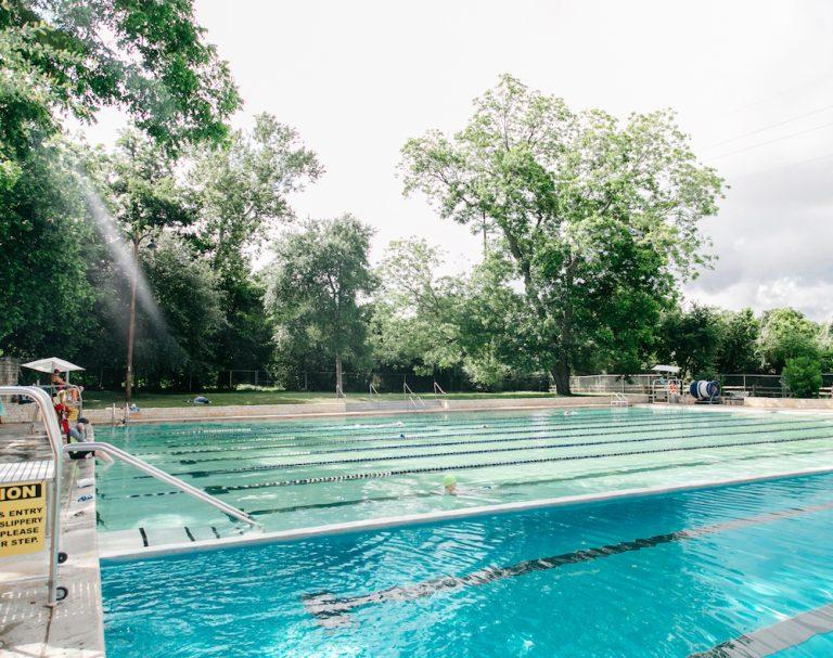 piscina de redemoinho profundo, austin texas