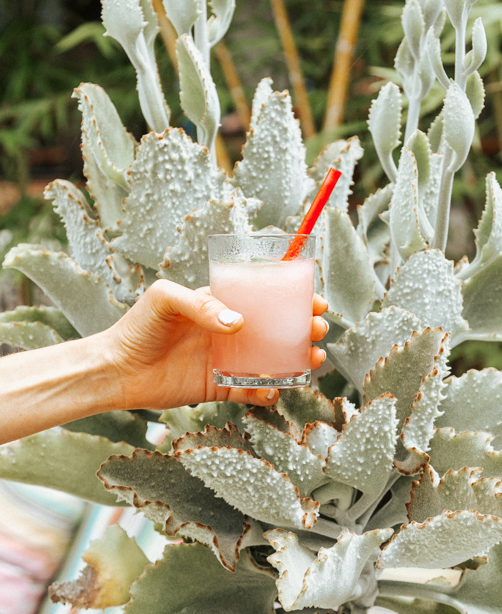 Easy Frosé Recipe - infused with Strawberries!