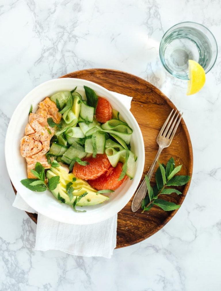 Grapefruit Recipes—best hydrating foods