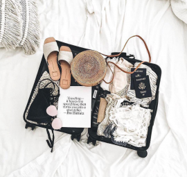 Here's what's in my carry-on for my summer travels!